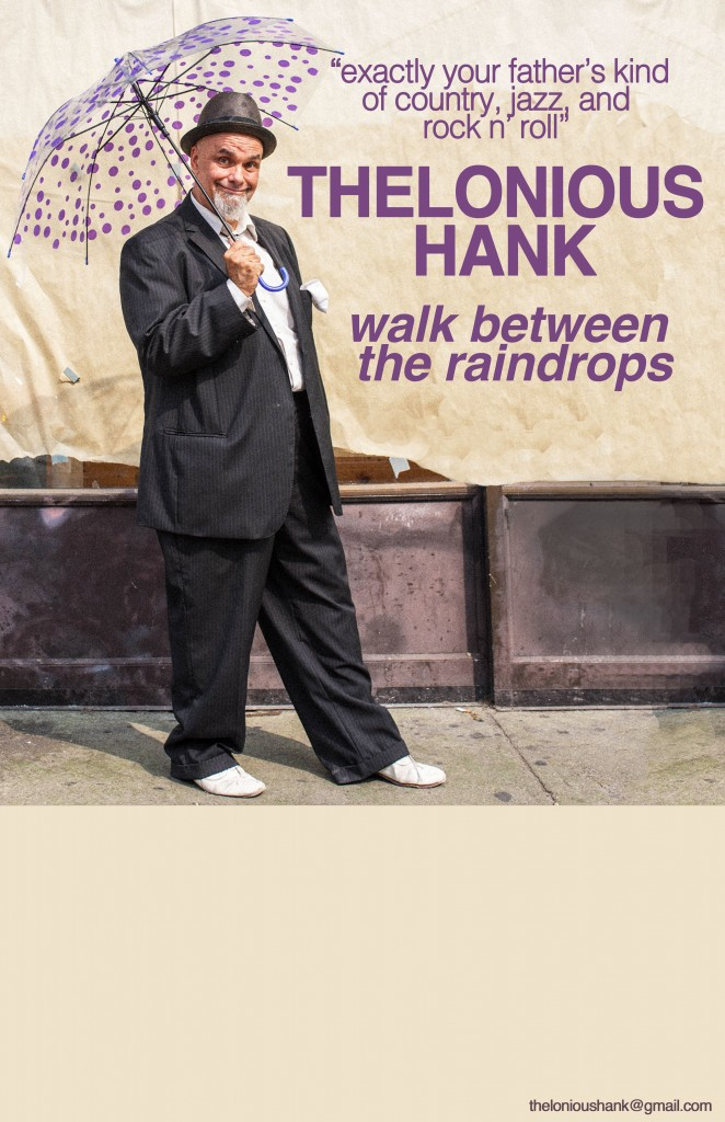 Thelonious Hank POSTER